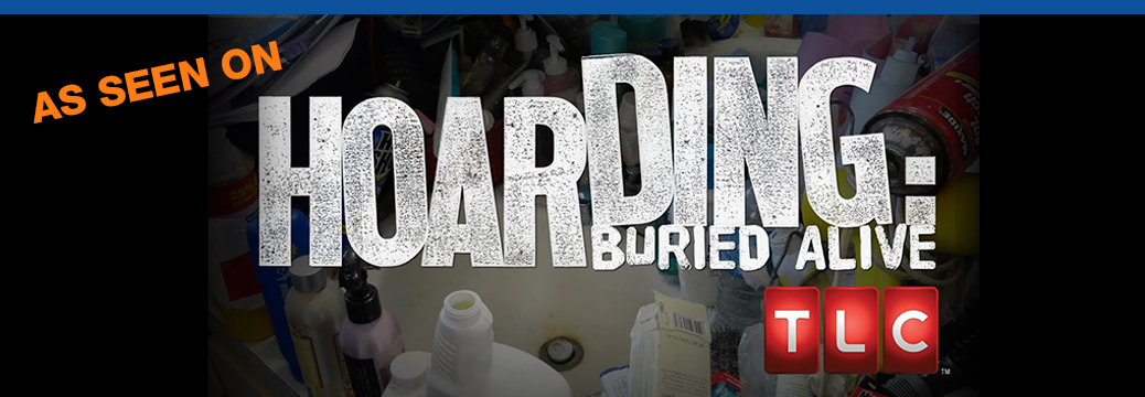 As Seen on Hoarding: Buried Alive